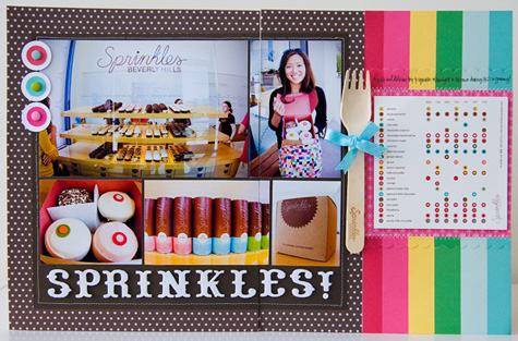 Sprinkles blog