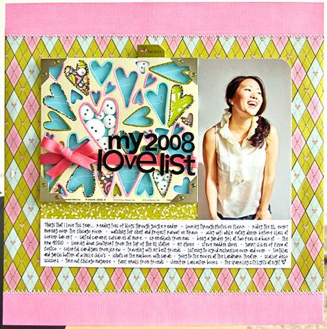 EK CK - love list