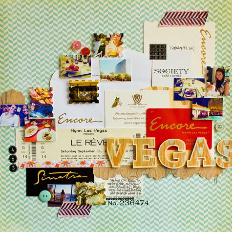 Vegas blog
