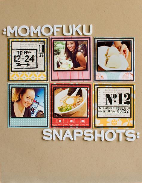 Momofuku small