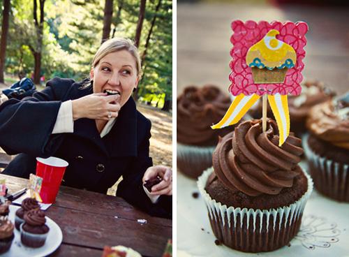 Blog cupcakes