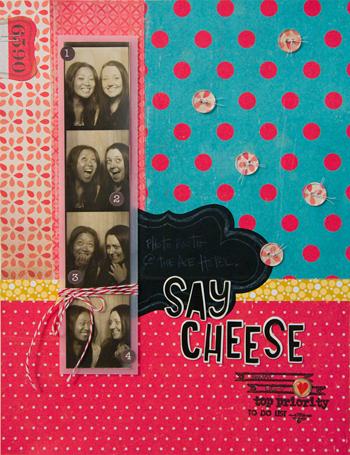 Saycheese