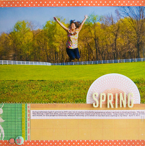 Web spring